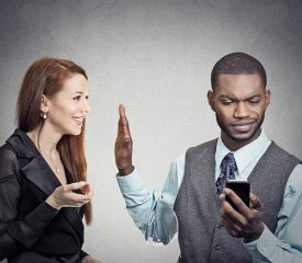 How To CONNECT (with people) When We Are So CONNECTED (to our phones) 3 Tips for Minimizing Technology Distractions